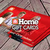 Home Gift Cards